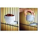 Lixit QLC-10 Quick Lock Crock 10oz