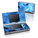 DecalGirl DS Lite Skin - Blue Quantum Waves (Skin Only)