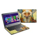 DecalGirl LY12-WISEFOX Lenovo Yoga Thinkpad 12 Skin - Wise Fox (Skin Only)
