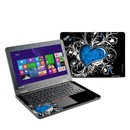 DecalGirl LY12-YOURHEART Lenovo Yoga Thinkpad 12 Skin - Your Heart (Skin Only)