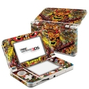 DecalGirl N3DS15-ACREST Nintendo 3DS 2015 Skin - Asian Crest (Skin Only)