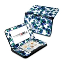 DecalGirl N3DX-BLUEYE Nintendo 3DS XL Skin - Blue Eye Flowers (Skin Only)