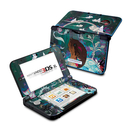 DecalGirl N3DX-DISTRACT Nintendo 3DS XL Skin - Distraction (Skin Only)