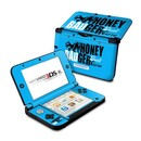 DecalGirl N3DX-DONTCARE Nintendo 3DS XL Skin - Don't Care (Skin Only)