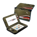 DecalGirl N3DX-USAF-SHARK Nintendo 3DS XL Skin - USAF Shark (Skin Only)