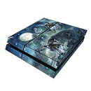 DecalGirl Sony PS4 Skin - Bark At The Moon (Skin Only)