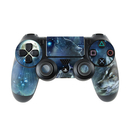DecalGirl Sony PS4 Controller Skin - Bark At The Moon (Skin Only)
