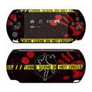 DecalGirl SPPS-CRIME Sony PSP Street Skin - Crime Scene (Skin Only)