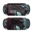 DecalGirl SPSV-BLKDRAGON Sony PS Vita Skin - Black Dragon (Skin Only)