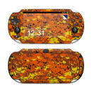 DecalGirl SPSV-DIGIOCAMO Sony PS Vita Skin - Digital Orange Camo (Skin Only)