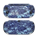 DecalGirl SPSV-DIGISCAMO Sony PS Vita Skin - Digital Sky Camo (Skin Only)