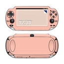 DecalGirl SPSV-SS-PCH Sony PS Vita Skin - Solid State Peach (Skin Only)