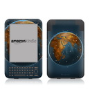 DecalGirl Kindle Keyboard Skin - Airlines (Skin Only)