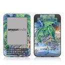 DecalGirl Kindle Keyboard Skin - Of Air And Sea (Skin Only)