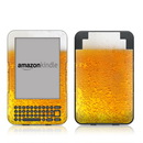 DecalGirl Kindle Keyboard Skin - Beer Bubbles (Skin Only)