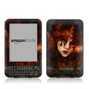 DecalGirl Kindle Keyboard Skin - To Rise Above (Skin Only)