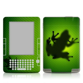 DecalGirl Kindle 2 Skin - Frog