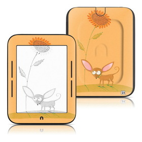 DecalGirl Barnes and Noble Nook Touch Skin - Chihuahua