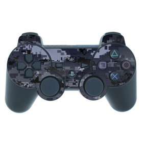 DecalGirl PS3 Controller Skin - Digital Navy Camo