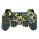 DecalGirl PS3 Controller Skin - Digital Woodland Camo (Skin Only)