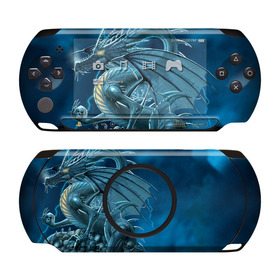 DecalGirl Sony PSP Street Skin - Abolisher