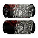 DecalGirl Sony PSP Street Skin - Black Penny (Skin Only)