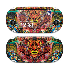 DecalGirl Sony PS Vita Skin - Asian Crest