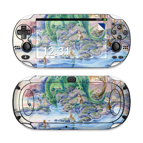 DecalGirl Sony PS Vita Skin - Of Air And Sea