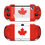 DecalGirl Sony PS Vita Skin - Canadian Flag (Skin Only)