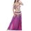 BellyLady Tribal Fringe Sequin Bra & Waist Belt, Belly Dancer Costume Set