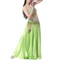 BellyLady Belly Dance Fringe Bra & Waist Belt, Tribal Belly Dance Outfits