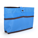 Aspire Purse Organizer, Grooming Tote - Blue - Double Side Useable