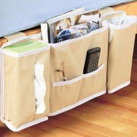Aspire Bedside Caddy, Bedside Organizer, Bedside Storage