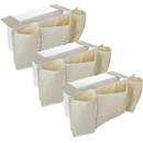 Aspire 3Pcs/Pack Bedside Caddy, Bedside Organizer, Bedside Storage