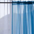 Aspire Window Treatments / Curtain Panels, Rod-pocket Style, 4 Pcs