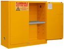 Durham 1030M-50 Flammable Safety Cabinets, 30 Gal., 43 X 18 X 44