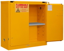 Durham 1030S-50 Flammable Safety Cabinets, 30 Gal., 43 X 18 X 45-3/8