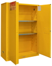 Durham 1045M-50 Flammable Safety Cabinets, 45 Gal., 43 X 18 X 65