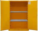 Durham 1090M-50 Flammable Safety Cabinets, 90 Gal., 43 X 34 X 65