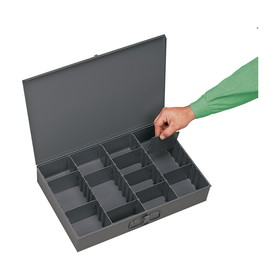 Durham 119-95 Large Compartment Boxes, Adl W/C