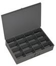 Durham 131-95 Large Compartment Boxes, Exl W/C