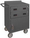 Durham 2201-95 16 Gauge Mobile Bench Cabinets