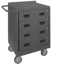 Durham 2202-95 16 Gauge Mobile Bench Cabinets
