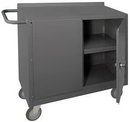 Durham 2210-95 16 Gauge Mobile Bench Cabinets
