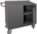 Durham 2220-95 16 Gauge Mobile Bench Cabinets