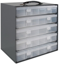 Durham 291-95* (LPR) Large Plastic Compartment Boxes