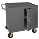 Durham 3100-95 14 Gauge Mobile Bench Cabinets