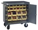 Durham 3100-BLP-20-95 14 Gauge Mobile Bench Cabinets
