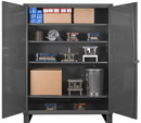 Durham 3704-4S-95 Cabinets with Adjustable Shelves 60