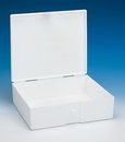 Durham 497-43 Polypropylene Plastic Kit Boxes, Multipurpose Kit, Polypropylene
